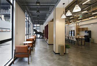 豪华型140平米现代简约风格走廊效果图
