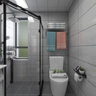 经济型60平米公寓中式风格卫生间装修图片大全