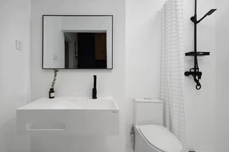 3万以下30平米小户型北欧风格卫生间装修效果图
