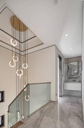 10-15万80平米复式现代简约风格楼梯间图