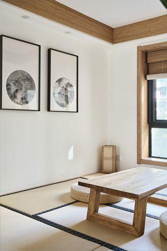 10-15万90平米三日式风格书房欣赏图