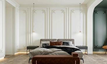 经济型140平米别墅法式风格卧室装修图片大全