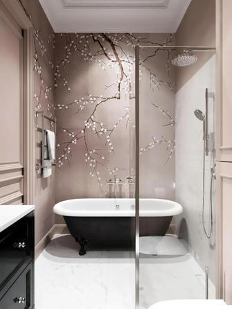 70平米三室两厅新古典风格卫生间装修效果图