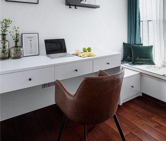 经济型100平米三美式风格书房装修案例