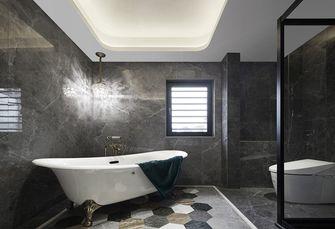 豪华型140平米三室两厅轻奢风格卫生间图片