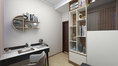 15-20万120平米三室两厅中式风格书房设计图