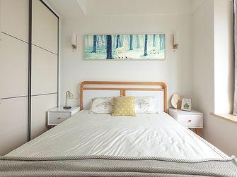 10-15万70平米三北欧风格卧室图片大全
