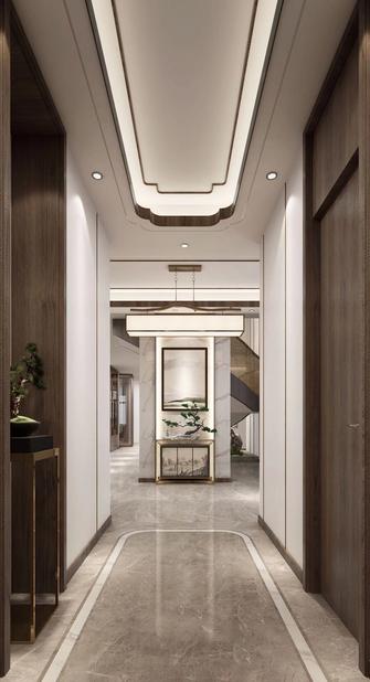 豪华型140平米别墅中式风格走廊装修图片大全