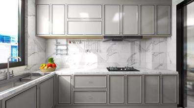 20万以上130平米四室一厅中式风格厨房装修效果图