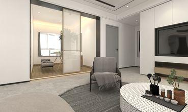 经济型100平米三现代简约风格客厅装修案例