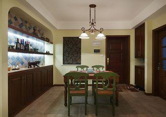 100平米三东南亚风格餐厅图