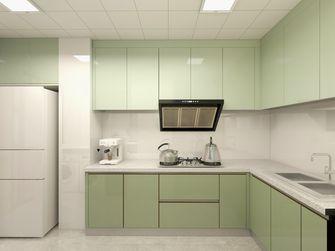 90平米混搭风格厨房图片大全
