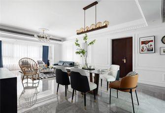 20万以上140平米三室两厅混搭风格餐厅设计图