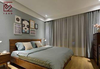 富裕型140平米三北欧风格卧室装修案例