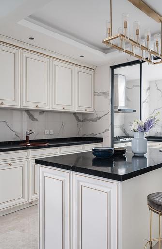 豪华型110平米三室两厅法式风格厨房设计图