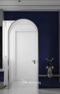 豪华型140平米三现代简约风格玄关欣赏图