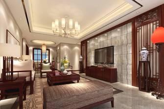20万以上130平米三室两厅中式风格客厅装修案例