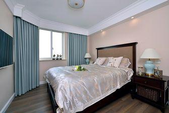 100平米欧式风格卧室装修案例