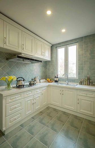 130平米四美式风格厨房装修效果图