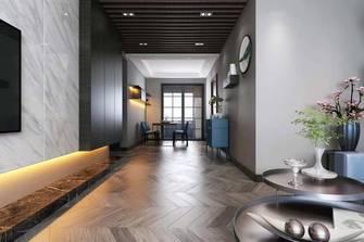 130平米四室一厅轻奢风格客厅装修图片大全