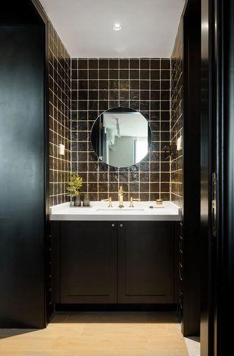 5-10万90平米公寓新古典风格卫生间图片大全