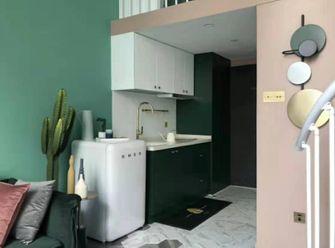 经济型30平米超小户型现代简约风格厨房图片
