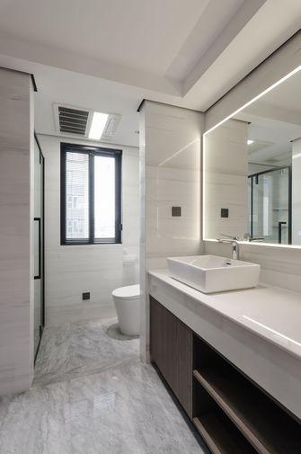 富裕型130平米四室两厅美式风格卫生间设计图