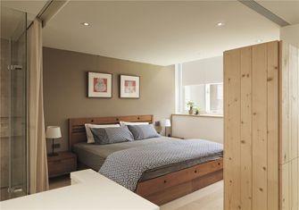 15-20万70平米公寓北欧风格卧室装修案例