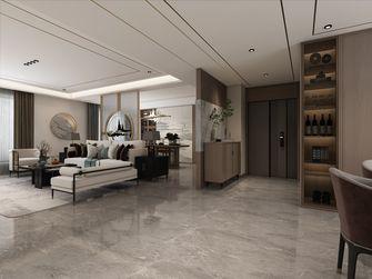 富裕型140平米三室三厅中式风格走廊图片大全