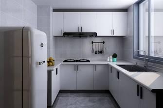 15-20万120平米三室一厅北欧风格厨房效果图