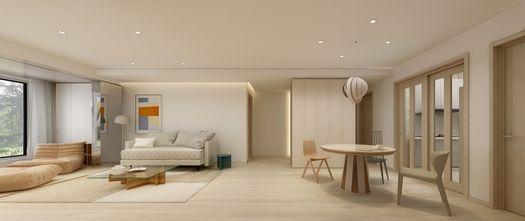 120平米四室一厅日式风格客厅图片