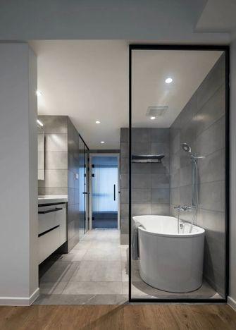 富裕型三室两厅新古典风格卫生间图片