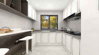 15-20万130平米三室两厅中式风格厨房图