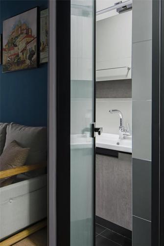 经济型30平米小户型北欧风格卫生间装修案例