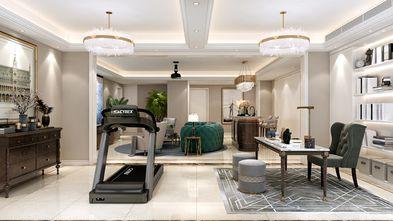 20万以上140平米别墅美式风格健身房装修效果图