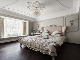 10-15万130平米四室两厅法式风格卧室图