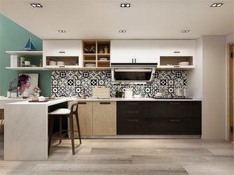 3-5万30平米超小户型北欧风格厨房欣赏图