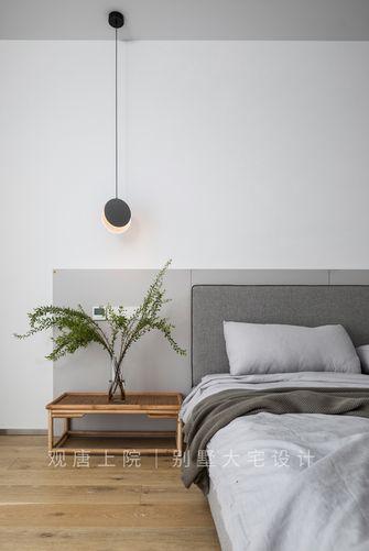富裕型140平米四现代简约风格卧室效果图
