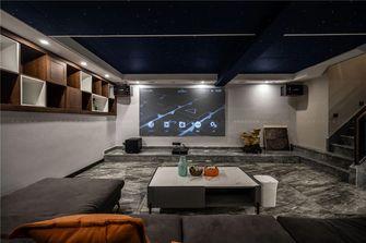 豪华型140平米别墅新古典风格影音室图