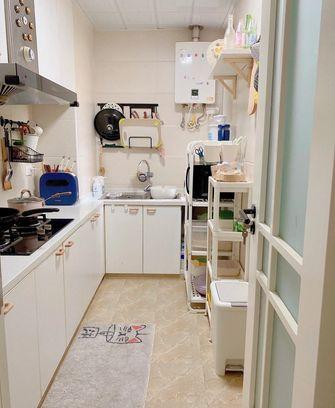5-10万70平米北欧风格厨房欣赏图