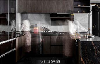豪华型130平米四室两厅法式风格厨房图