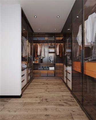 15-20万140平米四室一厅轻奢风格衣帽间设计图