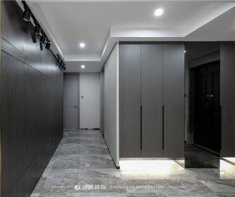 15-20万140平米复式现代简约风格玄关设计图