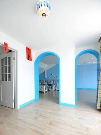 110平米三田园风格客厅图片大全