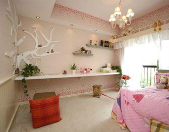 经济型90平米田园风格卧室图片大全