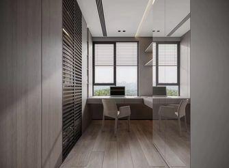 富裕型80平米混搭风格书房设计图