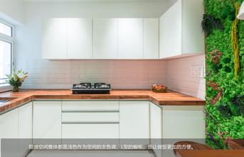 10-15万80平米三室两厅现代简约风格厨房装修效果图