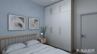 5-10万60平米北欧风格卧室装修图片大全