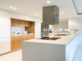 20万以上120平米三现代简约风格厨房图
