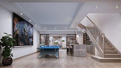 20万以上140平米别墅现代简约风格健身房图片